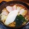 寿利庵 - 料理写真:ウチナー鴨肉そば