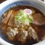 めん八珍 - 料理写真: 気仙沼らぁめん(醤油)