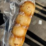 ふしみだんご - 料理写真:みたらしだんご