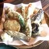 麦家 - 料理写真:天ぷら盛合せ