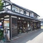 速魚川 - 明治時代からある、趣のある建物。
