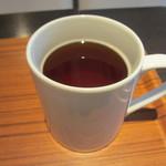 アールバーガー - 生姜ほうじ茶 400円