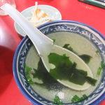 春香楼 - スープ