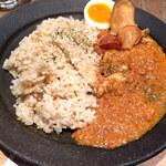 イナズマ お米研究所 - 発酵カレー