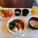 オーシャンビューレストラン REIR - 料理写真:いただきます(*>∀<*)