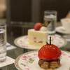 ラウンジプレシャス - 料理写真:浜益産100年りんごのパイ
