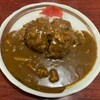 キッチンニュー南海 - 料理写真:ハンバーグカレー