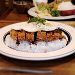 酒場定食堂 ふたつき - 料理写真:カツライス定食