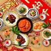 シンガポール シーフードリパブリック - 料理写真:春節コース