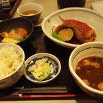 さかなやま - 煮魚定食