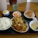 楽餐館 - 料理写真: