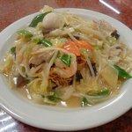 餃子の王将 - 料理写真:皿うどん¥525