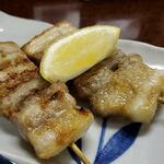 鶴亀 - 豚バラ