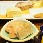 大和屋本店 - 朝食 和食1