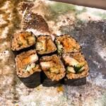 寿司 藤やま - うなきゅう