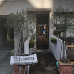 トスカネリア - 外観