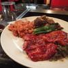 モランボン - 料理写真:ハラミ、上ミノ、センマイ