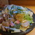 そば処 桝富 - 料理写真:鍋の具もしっかり