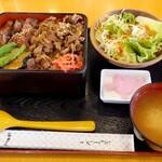 名阪関ドライブイン - 料理写真: