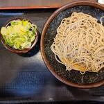 めとろ庵 - 料理写真:もりそば(300円)