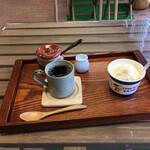 さぬき母めしカフェ - ドリンク写真:一服するです。