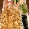 蕎麦屋 山都 - 料理写真:大海老天丼 ¥1600(税込)