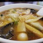 144520775 - 広東麺・アップ。