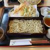 Teuchisobanakamura - 料理写真:天せいろそば