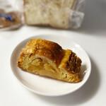 ブレドール - 料理写真:アップルパイ