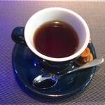 Restaurant AQUA Table - 紅茶