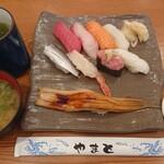 寿司 やまと - やまと握り¥980-