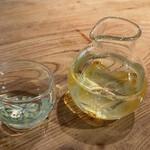 炭火割烹 蔓ききょう - 不老泉の大古酒