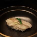 弁慶 - 絶品ののどぐろの蒸し寿司