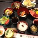 割烹志麻 - 料理写真:ランチです!!