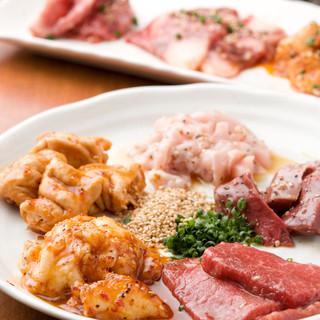 国産食材100% で美味しく食事ができます!