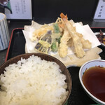 天ぷら なが田 - 料理写真: