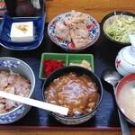 ドーマ - 料理写真:スペシャルセット