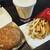 マクドナルド - 料理写真:ビックマックセット