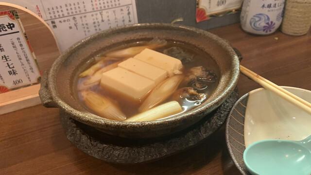 うなくし 大井町店の料理の写真