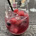 ジリオン - ブルーベリーと木苺のジュース
