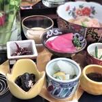 イッケンメ - 料理写真:前菜7種盛り