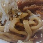 蓮爾 - 麺はこんなかんじ。