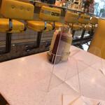 ムーンカフェ - 店内