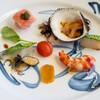 Kasuterro - 料理写真:2021.1 シェフ特製 海の幸盛り合わせ