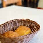 カステッロ - 2021.1 塩とバターのパン