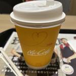 マクドナルド - ホットコーヒー