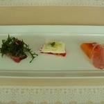 14455150 - 前菜3種