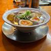 麺饗 松韻 - 料理写真:中華そばあっさり味玉トッピング