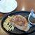 街の洋食 うえきing - 料理写真:越路豚のグリルステーキ