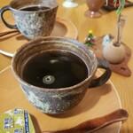 蔵漆倶 - 穀物コーヒー